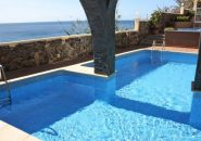 Apartments with sea view and pool in Morro Jable