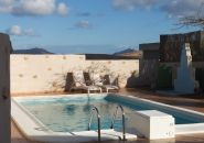Great house with pool near Gran Tarajal