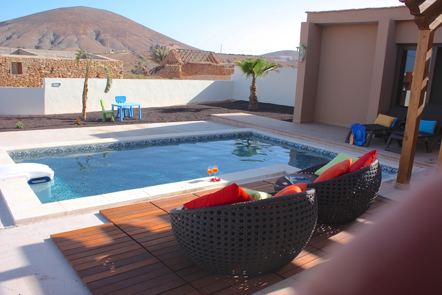 ... Luxus Finca Ferienwohnung Tuineje Fuerteventura24 ...